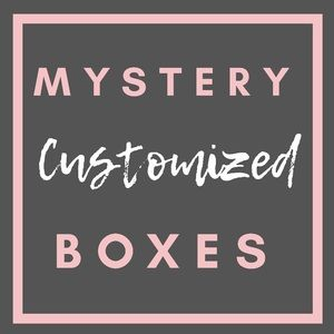 Customized Mystery Box- Over 1K Items Available